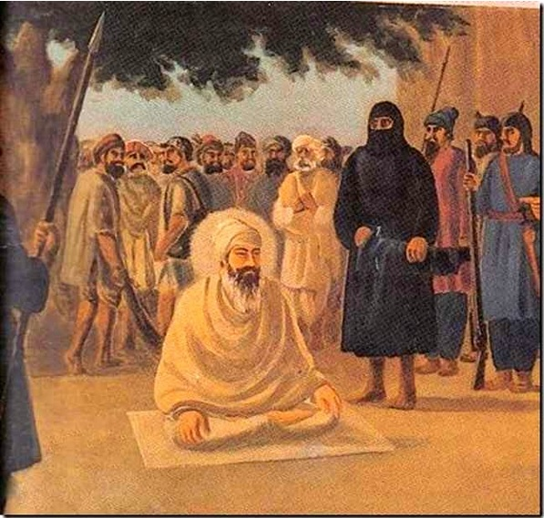 guru teg bahadur ji Simplified guru tegh bahadur, 1621-75 born in amritsar, guru tegh bahadur was the ninth of the ten gurus who founded sikhism he's honoured and remembered as the man who championed the rights for.