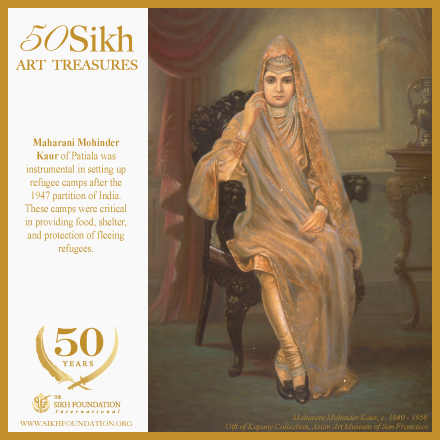 Unveiling the 50 Sikh Art Treasures
