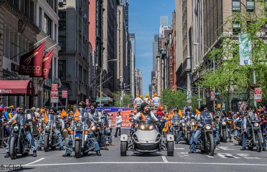 New York City 2016 Sikh Parade - Photos by Jeet Sohi
