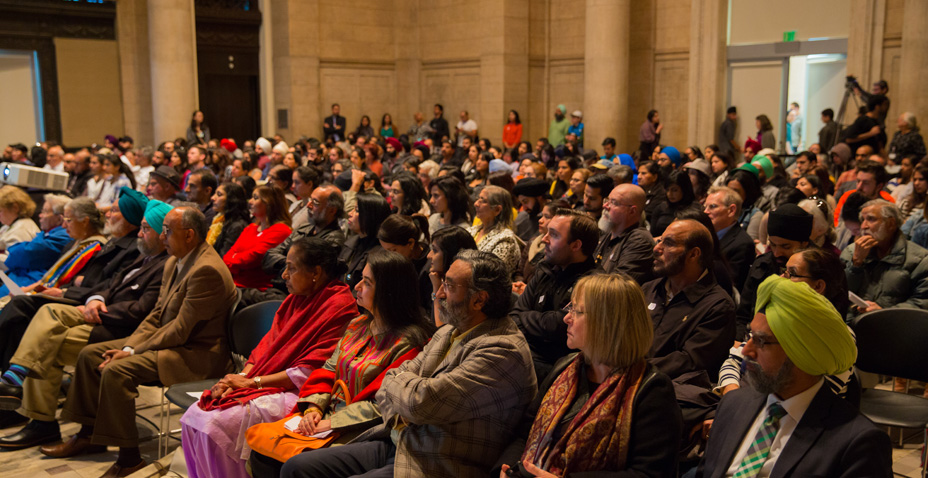 Janamsakhi event 2016 Asian Art Museum and The Sikh Foundation