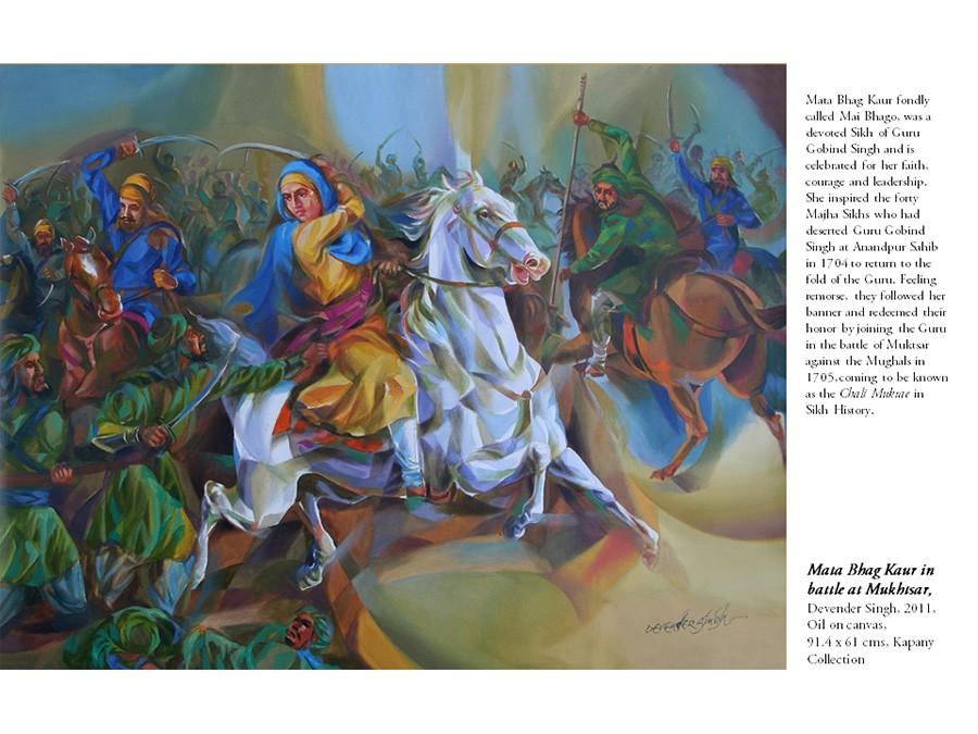 Guru Gobind Singh - Celebrating 350 years