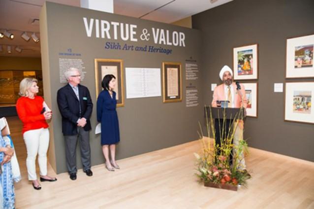 Phoenix Art Museum Opens Sikh Art Gallery