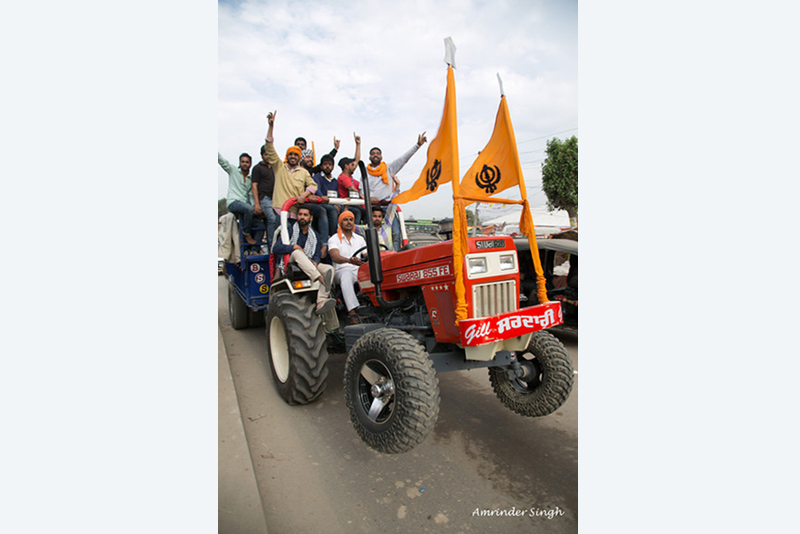 Holla Mohalla, Three Days of Honoring Tradition – A Photo Essay