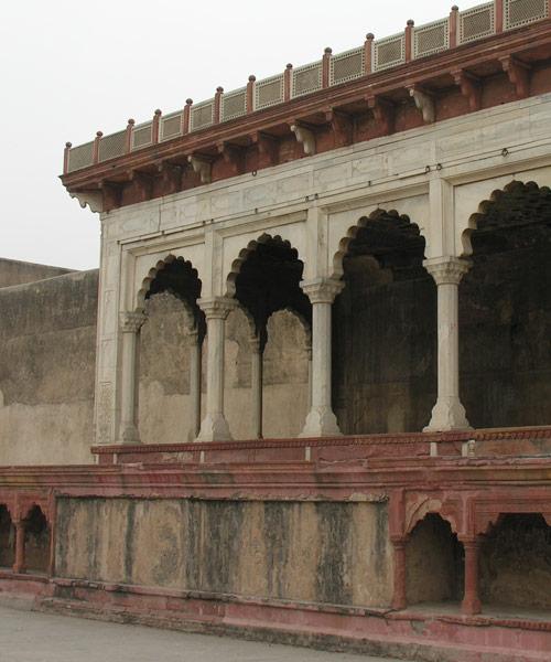 Ath Dara, Lahore Fort
