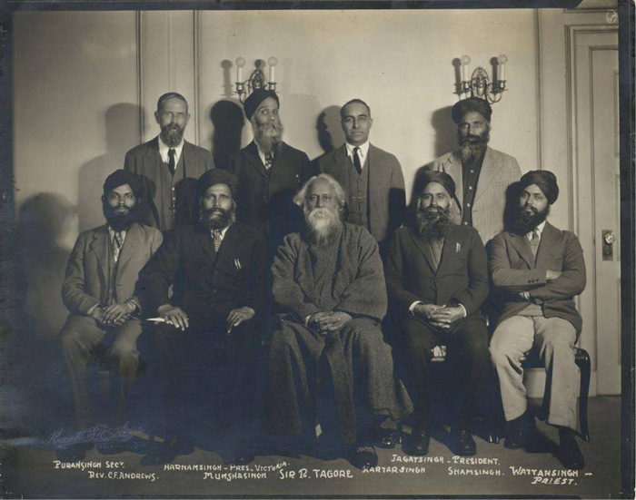 Tagore and the Sikhs - Amalendu Kumar Bose