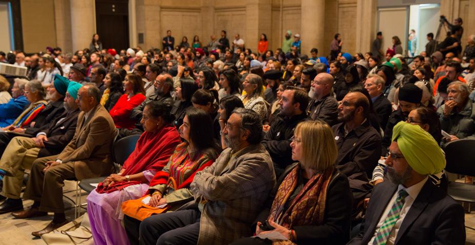 Hundreds Attend our Janamsakhi Art Event!