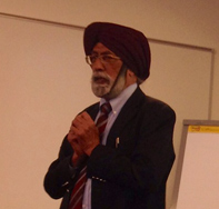 Learning More – Dr. Mohinder Singh