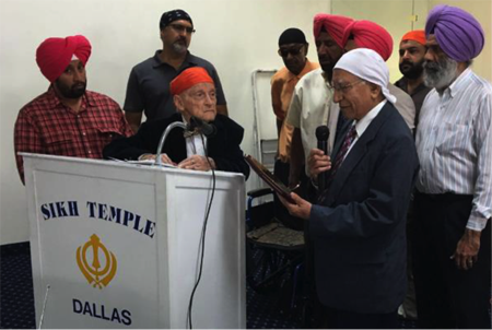 North Texas Faith Leaders learn about Sikh Values