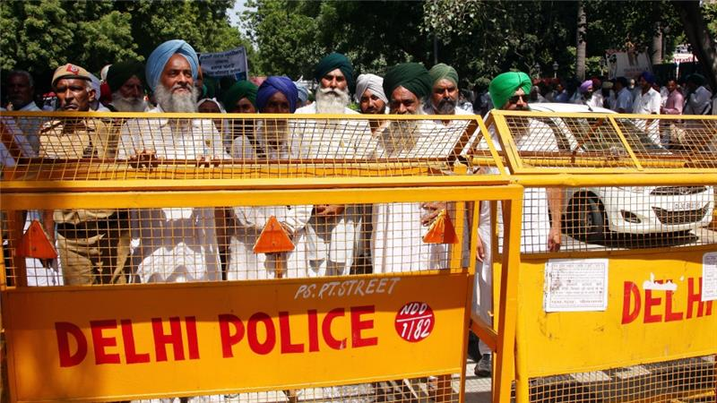 1984 anti-Sikh riots: Calls for justice in India