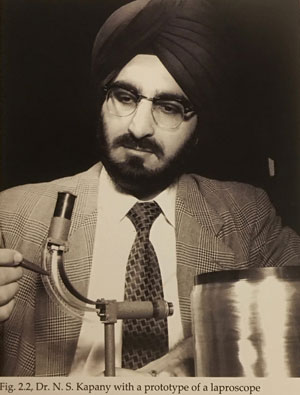Jewels of Punjab - Dr Narinder Singh Kapany