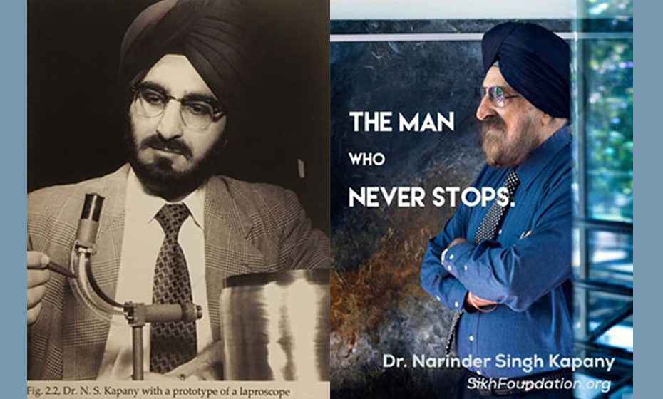 The Man who Never Stops - Dr. Narinder Kapany