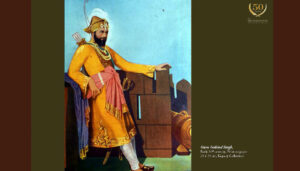 Celebrating Guru Gobind Singh – Drawings & Artworks from the Kapany Collection