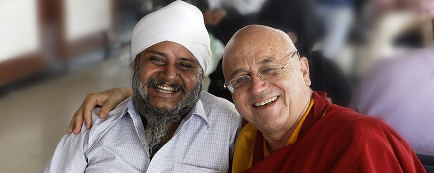 Meeting An Ordinary Saint The Sikh Foundation International