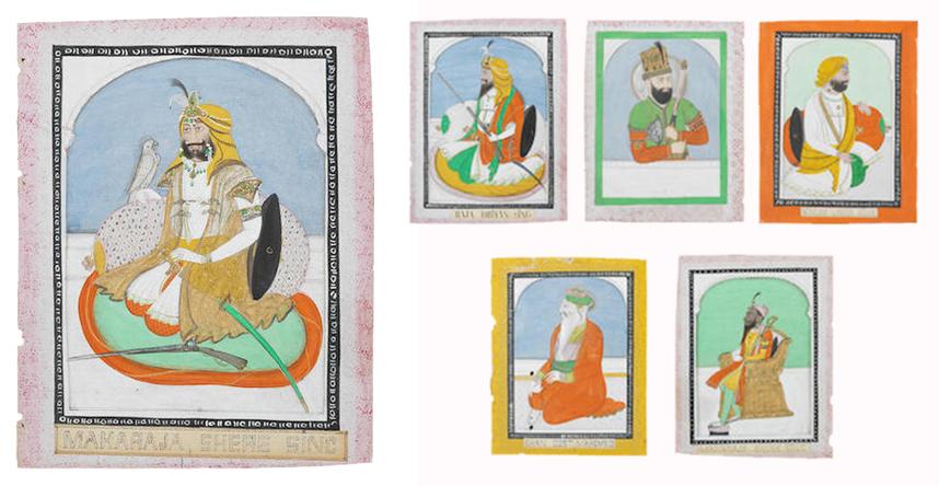 Sikh Art Watch – 24 Apr 2018 – Sikh Art Auction at Bonhams