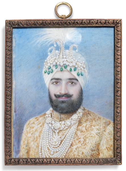 Sikh Art Watch - Christies 2018