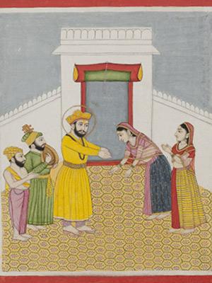 Splendors of Punjab: Art of the Sikhs