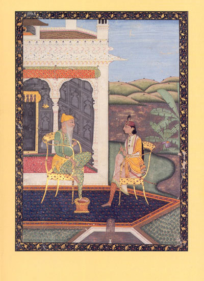 Arts of the Sikh Kingdoms Greeting Cards