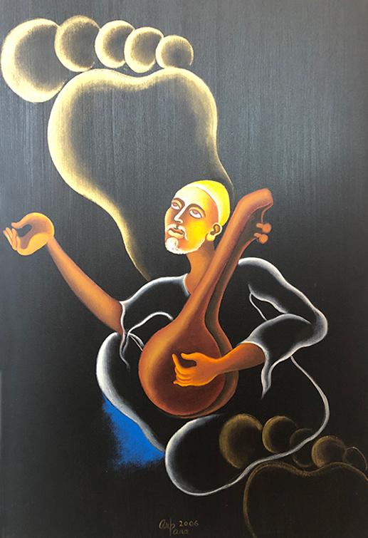 Mardana by Arpana Caur - Mahal Collection