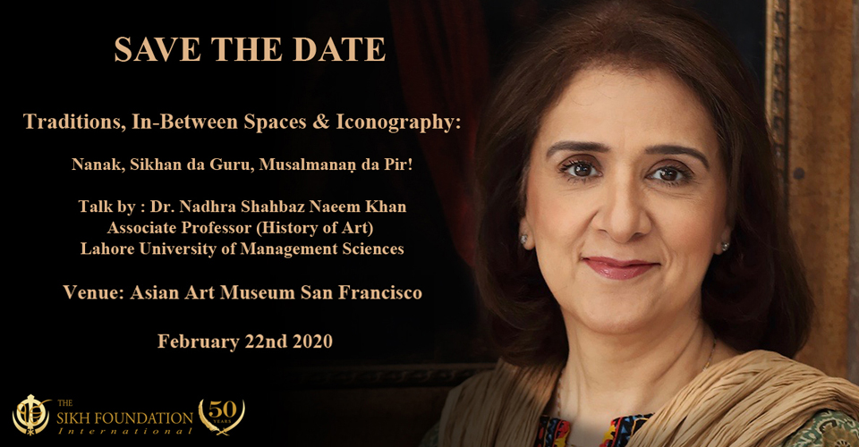 TRADITIONS, IN-BETWEEN SPACES AND ICONOGRAPHY: TALK WITH NADHRA KHAN