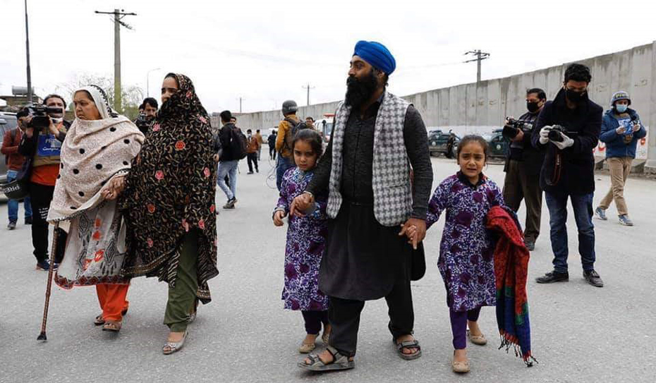 Killing of Sikhs in Afghan attack widely condemned
