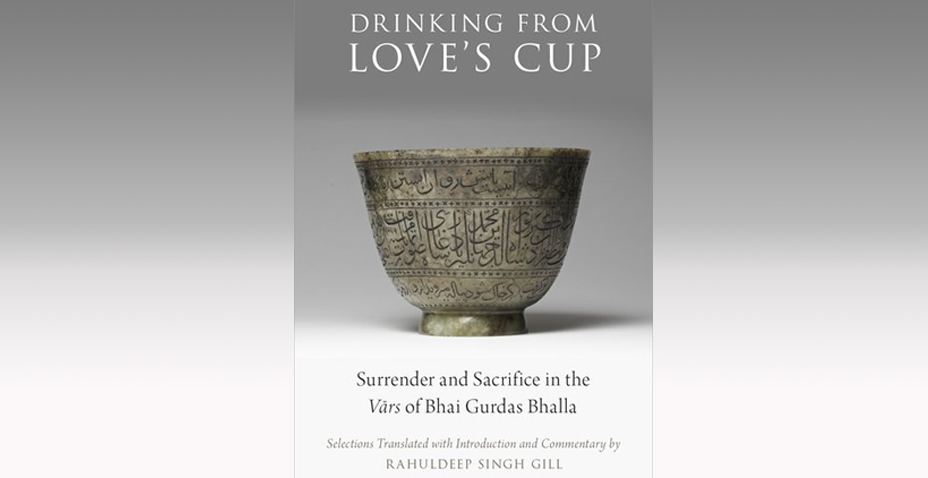 Drinking from Loves Cup by Rahuldeep Singh Gill